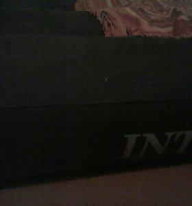 Надувной матрац