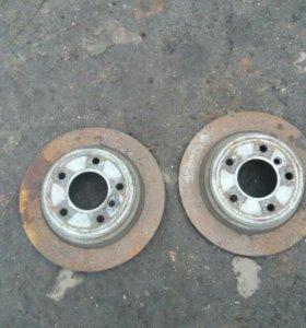 Задние тормозные диски БМВ Е39 кузов