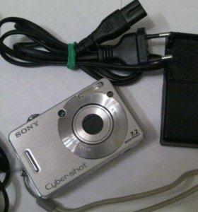 Камера sony DSC W70