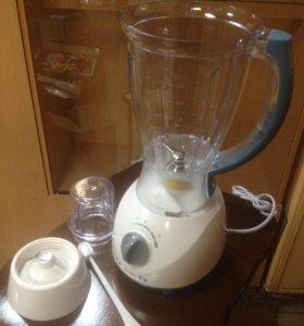 Блендер с кофемолкой.НОВЫЙ