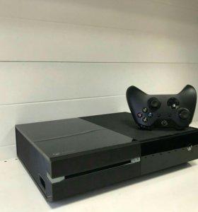 Игровая консоль Microsoft Xbox One 500Gb