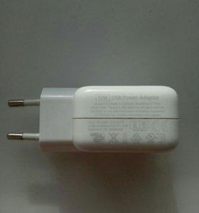 Зарядное устройство на iPad