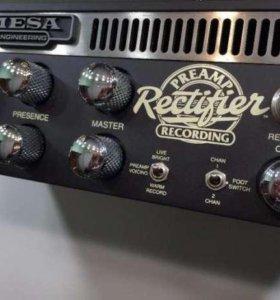 Mesa Rectifier Recording