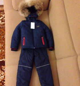 Новые куртка и штаны
