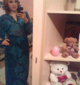 Платье в пол👗