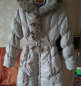 Новое пальто с бирками