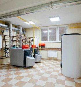 Водоснабжение Канализация Отопление под ключ