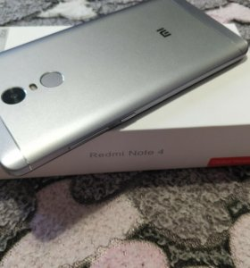 Xiaomi redmi note 4 32гб идел