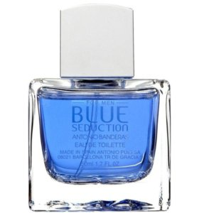 Мужская Antonio Banderas Blue Seduction for Men