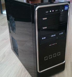 FX-8320E (8*4000МГц), HD6930 1Gb, 12Gb, SSD 240Gb