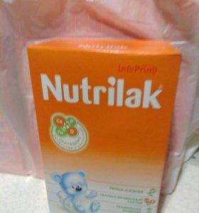Молочная смесь нутрилак