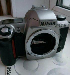 Пленочный фотоаппарат Nikon F65 (body)