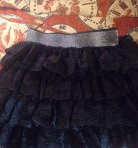 Нарядная юбка 104р,Плэй ту Дэй.