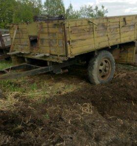 Тракторные телеги