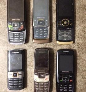 Телефоны Samsung на запчасти