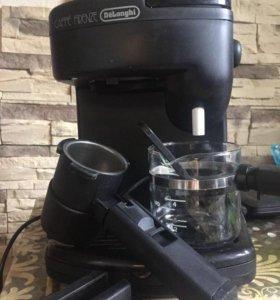 Кофеварку делонжи с капучинатором