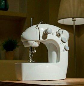 Мини швейная машинка Leomax ОБМЕН