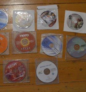 Старые драйвер диски