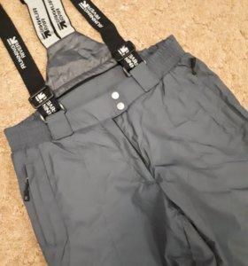 Горнолыжные брюки женские р.48-50