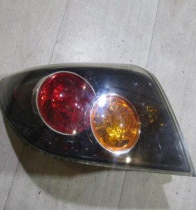 Фонарь задний левый Mazda 3 (BK)