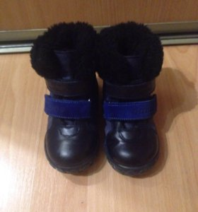 Ботинки (зима, нат. кожа и мех)