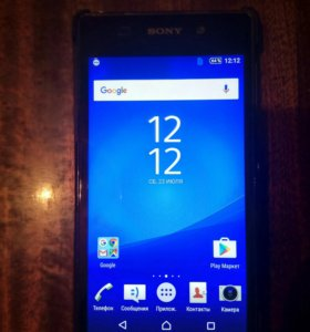 Телефон Sony Z2