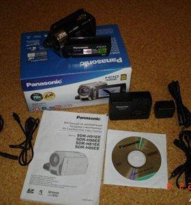 Panasonic SDR-H80 Супер камера для блогеров