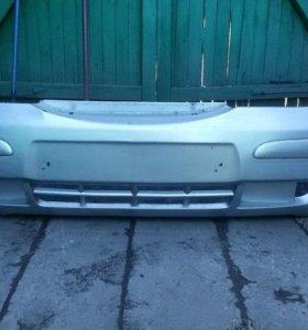 бампер передний 2112 купе 21123