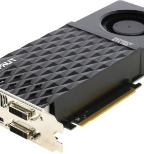 Видеокарта Pali GeForce GTX 760 2Гб gddr5