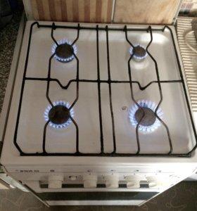 Газовая плита с грилем BREST