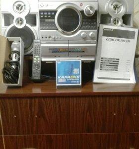 Музыкальный центр