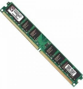Оперативная память Kingston DDR2 2GB 533 МГц