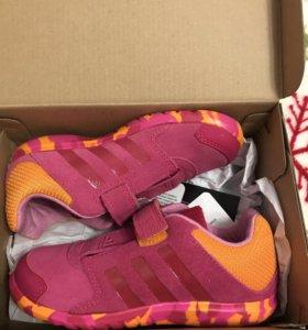 Кроссовки adidas kids, размер 27