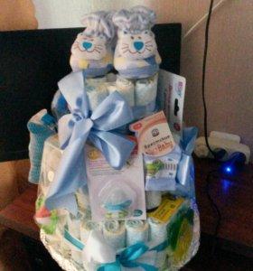 Подарок для малыша!!!