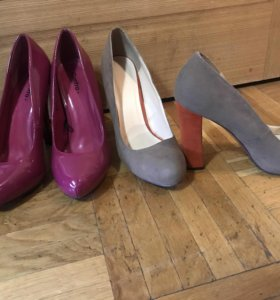 Женские туфли 38.5-39