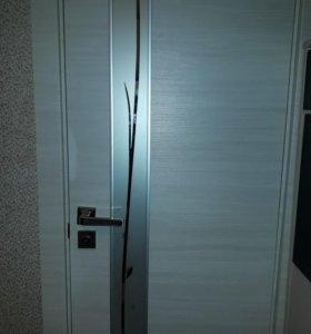 Дверь(туалет,ванна)200×60