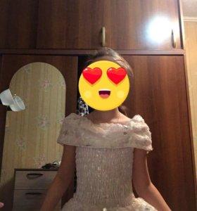 Новогодние платье