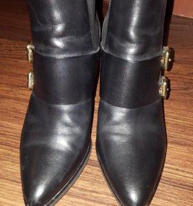 итальянские ботинки сапоги