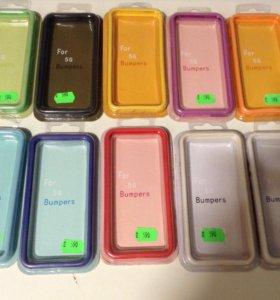 Чехол бампер на iPhone 5/5S/SE