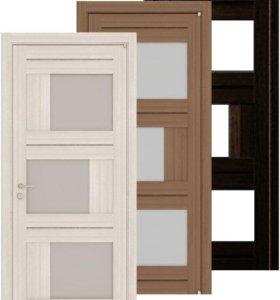 Межкомнатная дверь Uberture стекло