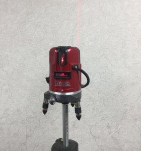 Лазерный уровень stand 5 линий