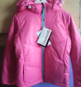 зимняя куртка крокид
