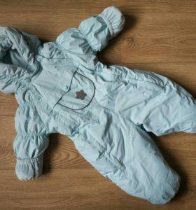 Комбинезон зимний Ledotte (р-р 74)