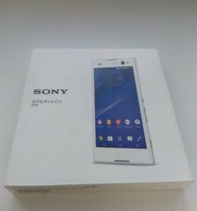 Телефон sony c3 dual