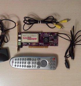 TV-тюнер Go TView PCI DVD2 DELUXE