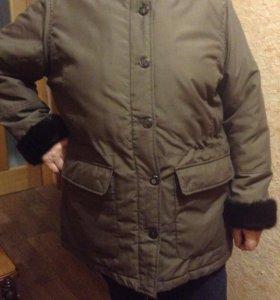Куртка р-р 52