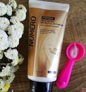Профессиональные шампунь и маска для волос NUMERO
