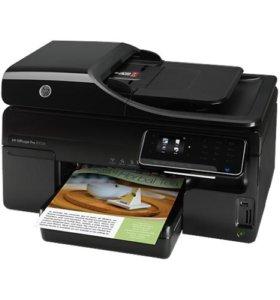 Мфу / принтер HP Officejet Pro 8500A e-All-in-One