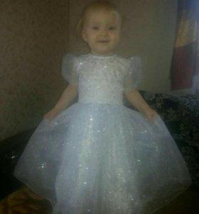 Платье детское 85-92