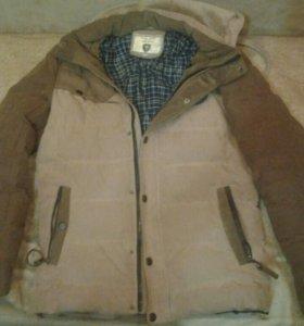 Зимняя куртка(возможен торг)